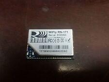 Roving WiFly RN171-I/RM WiFi Wireless LAN Chip Module 802.11 b/g 2.4GHz 11Mbs