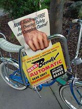 Bendix Dealer Display for 2 Speed Rear Bicycle Hub - NOS Original for Schwinn