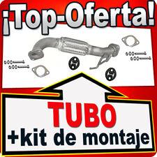 Tubo Avant FORD FOCUS C-MAX VOLVO S40 V50 MAZDA 3 1.6 TD TDCi Silenciador 210