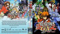 Yu-Gi-Oh! GX (Chapter 1 - 156 End) ~ All Region ~ NEW ~ English Version ~ Yugioh