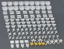 Klammern Clips Beplankung Set für Mercedes 190er W201 190E 190D Sacco