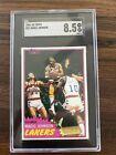 1981-82 Topps Basketball Cards 50