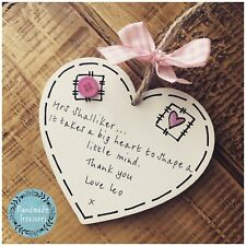 Personalised Teacher Award Plaque Gift Present Survived the floss