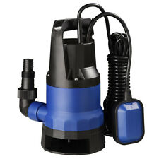 400W Submersible Dirty Water Pump Sump Flooding Pond Clean Swimming Pool 8000L/H