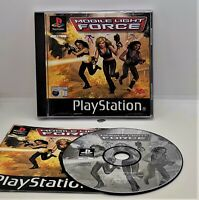 Mobile Light Force (Gunbird) Video Game for Sony PlayStation PS1 PAL TESTED