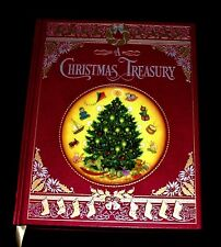 New listing A Christmas Treasury ~ Leather Bound Collectible Edition 🎄
