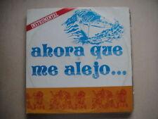 Juan Almeida/ahora que me alejo Cuba Lp Funk/Jazz Latino