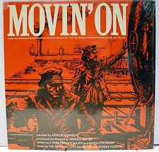 Rare Folk Soundtrack LP - Movin' On - Bonnie Dobson, New Lost City Ramblers- NEW