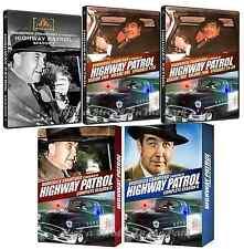 Highway Patrol: Complete Classic TV Series Season 1 2 3 4 Box / DVD Set(s) NEW!