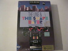 The Line & Shape Eater new factory sealed PC game CD-ROM