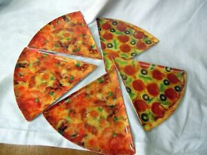 PIZZA SLICE PLATES FOR YOUR TAKEAWAY
