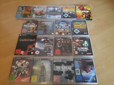 Playstation 3 Spiele Paket. Spielesammlung.