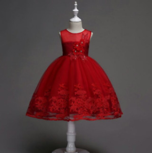 DN0126- New Model Of Elegant & Lovely Cocktail/Gown For Ages 13 (Red)