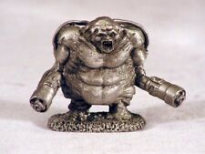 Doom Miniature Mancubus Pewter Figure ~ NEW FIGURINE FROM REAPER!