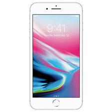 Apple iPhone 8 Plus 128GB Unlocked GSM/CDMA Phone w/ Dual 12MP Camera - Silver