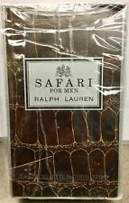 Safari by Ralph Lauren - 4.2 oz - EDT Cologne for Men - New In Box/Sealed