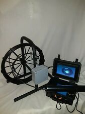 Sewer Drain Cleaner Video Inspection Camera 3/4 Micro Camera 25feet