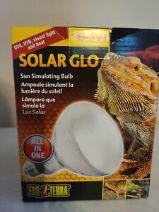 Exo Terra 160W Solar Glo Sun Simulating Bulb