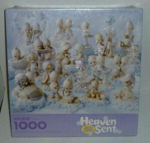 Springbok Jigsaw Puzzle Precious Moments 1000 Pcs NEW Sealed Vtg 1995