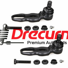 2PC Front Upper Ball Joint SET For Ford Crown Victoria Lincoln Town Car