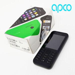 "Nokia 215 2G 2.4"" FM radio Big Button Phone - New Condition - Virgin - Fast P&P"