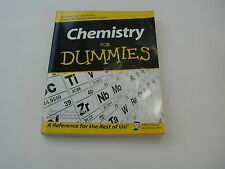 Chemistry for Dummies by John T. Moore (2003, Paperback)