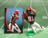 1998  CARL PICKENS Starting Lineup Football Figure & Card - CINCINNATI BENGALS