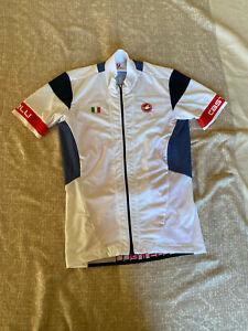 CASTELLI Cycling Jersey BRAND NEW ORIGINAL SHORT SLEEVES SIZE L Unisex