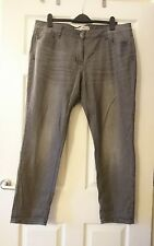 New Next Women's Relaxed Skinny Jeans Size 18 UK / 46 EUR