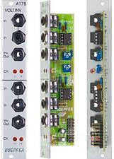 Doepfer A-175 Dual Voltage Inverter : Eurorack Module : NEW : [DETROIT MODULAR]