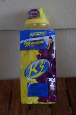 KADS 500 WATER BALLOONS Yellow and Purple BIODEGRADABLE LATEX 8+