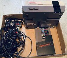 Nintendo Entertainment System  (NES) European Version inkl. Spiele