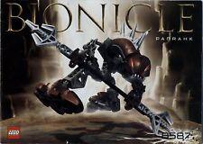 Lego Bionicle # 8587 Panrahk - Bauanleitung (keine Steine!)