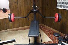 Soloflex Muscle Machine EZ Mount Bar.