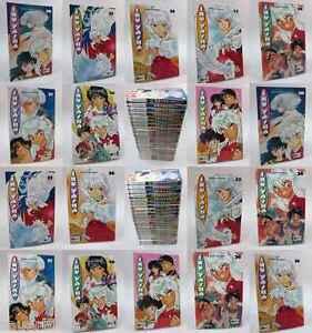 Manga Inu Yasha Einzelbände