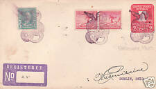 1932 Rattlesnake MT Fancy Cancel envelope very rare