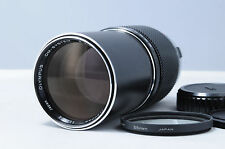 【Exc+++】 Olympus OM-System E.Zuiko Auto-T 200mm F4 Telephoto MF Lens From Japan