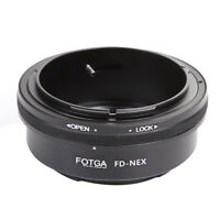Adapter Ring for Canon FD FL Lens to Sony E Mount NEX-C3 NEX-5N NEX-7 NEX-VG900