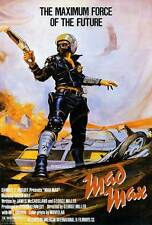 """MAD MAX Movie Poster [Licensed-New-USA] 27x40"""" Theater Size (1979) Mel Gibson"""