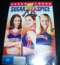 Sugar & And Spice (Mena Suvari Melissa George) (Australia Region 4) DVD – New