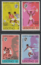 Lesotho 1976 ** Mi.209/12 Olympische Spiele olympic games [st2725]