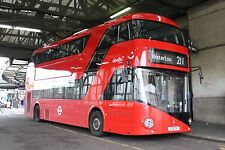 New bus for London - Borismaster LT711 6x4 Quality Bus Photo