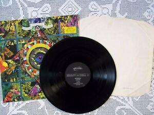 """Levitation - COTERIE - 1992 - 12"""" Vinyl LP - Ultimate T0PP LP001"""