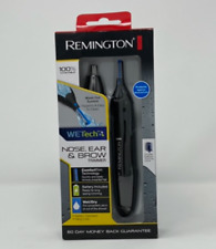 Remington Nose Ear and Brow Hair Trimmer Wet Dry Shaver Razor NE3250 Clippers