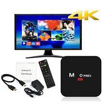 Quad Core Pro 4K Amlogic S905 2.0GHz Android 5.1 Smart TV Box HDMI
