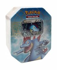 Pokemon Heartgold Soulsilver Tin-Box - Impergator