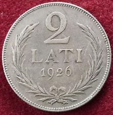 Latvia 2 Lats 1926 (B1002)