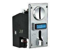 Multi Coin Acceptor Selector Mech for Vending machine
