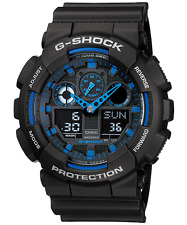 Casio G-Shock Mens Watch XL Case GA-100 Super Sale