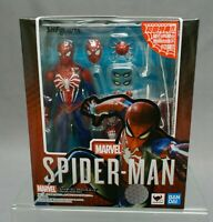S.H.Figuarts Spider-Man Advance Suit (Marvel's Spider-Man) NEW BANDAI SPIRITS